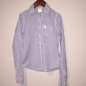 Abercrombie Junior Girl Shirt/Blouse Size S